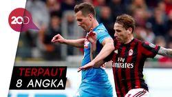 Peluang Milan ke Liga Champions Dianggap Sulit