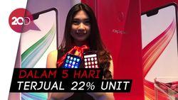 Baru! Oppo F7 dengan Kamera Selfie Berkekuatan AI Beauty 2.0