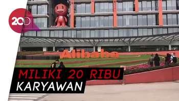 Kemegahan Markas Utama Alibaba