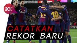 Barcelona yang Terus Melaju Tanpa Kekalahan