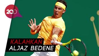 Nadal Lolos ke 16 Besar Monte Carlo Masters