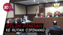 Debat Seru Fredrich dan Jaksa soal Fasilitas Rutan KPK