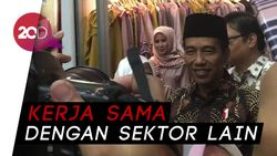 Dear Fashion Desainer, Ada Pesan dari Presiden Jokowi Nih!