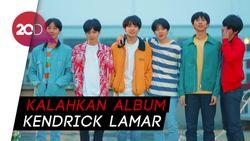 Wow! Album Pre-Order BTS Puncaki Best Seller Amazon