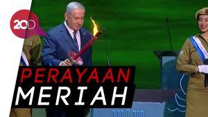 Rayakan Kemerdekaan Israel, Netanyahu: Terima Kasih Amerika
