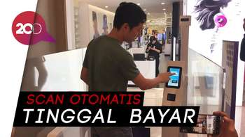 Dengan Gerbang Otomatis di Kasir, Belanja Jadi Makin Simple