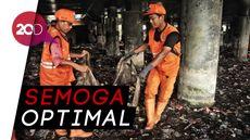 Sampah di Kolong Tol Tanjung Priok, Ini Solusi Sandi