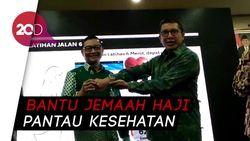 Menteri Agama Hadiri Peluncuran Jam Kesehatan di RS Haji Jakarta