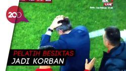 Keributan Warnai Laga Fenerbahce vs Besiktas