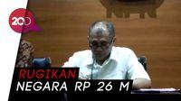 Dua Eks Anggota DPRD dan Kadis di Bandung Jadi Tersangka KPK