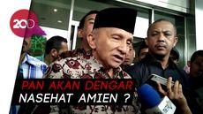 Amien Rais Pastikan PAN Tidak Dukung Jokowi