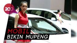 Cuci Mata di IIMS 2018, Lihat Mobil-mobil Kinclong