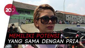 Soal Kartini, Nikita Mirzani Kesal Banyak Wanita Malas