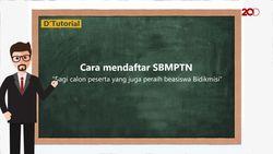 DTutorial Mendaftar SBMPTN Bidikmisi