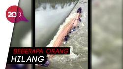 Nahas! Perahu Naga Terbalik, 5 Orang Tewas