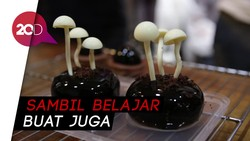 Icip-icip Coklat Bareng Tissa Aunilla di Hari Kartini