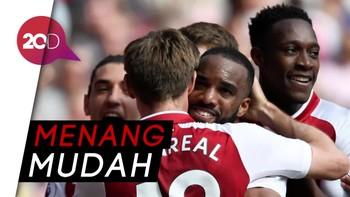 Arsenal Benamkan West Ham 4-1