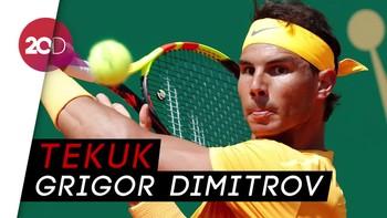 Nadal Melenggang Mulus ke Final Monte Carlo