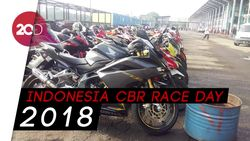 Penggila Honda CBR Siap Berpacu di Sirkuit Sentul