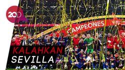 Barcelona Juara Copa del Rey Musim 2017/2018