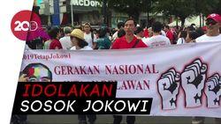 Relawan Hadirkan Aplikasi Jutaan KTP Dukung Jokowi