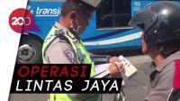 Angkot dan Ojol Nakal Ditindak di Jatinegara