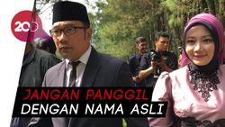 Tips Hubungan Awet untuk Pasangan ala Ridwan Kamil