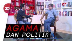 Pendapat Rocky Gerung soal Pemisahan Agama dan Politik