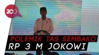 Idrus soal Tas Sembako Rp 3 M: Kita Ini Berjuang untuk Rakyat!