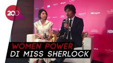Dibandingkan dengan Benedict Cumberbatch, Apa Kata Yuko Takeuchi?
