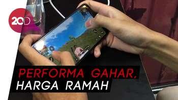 Asus Luncurkan Smartphone untuk Gamers