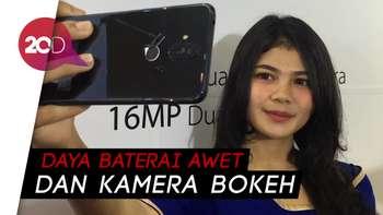 Seri Zenfone Baru dari Asus Punya Dual Camera Depan Belakang
