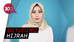 Jelang Puasa, Kini Awkarin Jualan Hijab