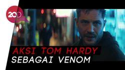 Penampakan Mengerikan Venom di Trailer Perdananya