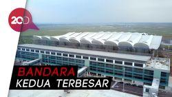 Menhub Budi Bangga Bandara Kertajati Dibangun Gotong Royong
