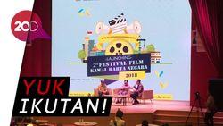 Festival Film Kawal Harta Negara Siap Digelar