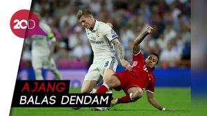 Laga Bayern Versus Madrid, Pertemuan Raksasa Jerman dan Spanyol
