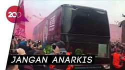 Klopp Peringatkan Fans Liverpool untuk Jaga Sikap
