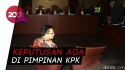 Banding-Tidaknya Terhadap Vonis Novanto, KPK Masih Pikir-pikir