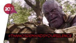 Ingat! Dilarang Keras Spoiler Avengers: Infinity War di Medsos