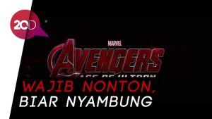 5 Film yang Wajib Ditonton Sebelum Avengers: Infinity War