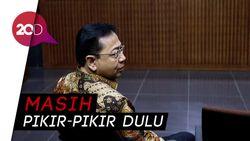 Divonis 15 Tahun, Novanto Masih Galau Ajukan Banding atau Tidak