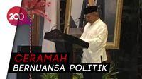 Amien Tunjuk Foto Jokowi: Ini Elektabilitasnya Sudah Going Down