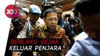 Hak Politik Novanto Dicabut Selama 5 Tahun