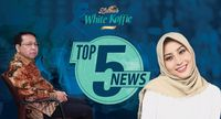 Vonis 15 Tahun Setya Novanto, Awkarin Jualan Hijab