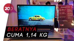 Ideapad 720S, Laptop Ultraslim untuk Milenial