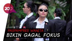 Cantik-cantiknya Jokowis Angels