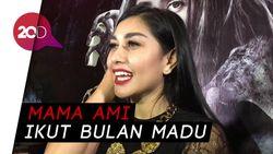 Bulan Madu dengan Jeje Govinda, Syahnaz Ditemani Mama