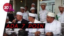 Penjelasan Alumni 212 Soal Pertemuan dengan Jokowi