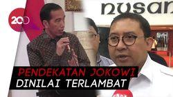 Jokowi Bertemu PA 212, Fadli: Harusnya dari Dulu!